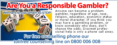 Responsible Gambling Africa.co.za